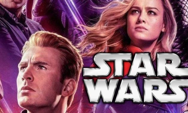 Chris Evans i Brie Larson žele glumiti u Kevin Feigeovom Star Wars filmu!