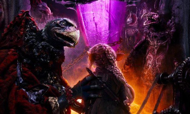Recenzija: Dark Crystal Age Of Resistance (2019-)
