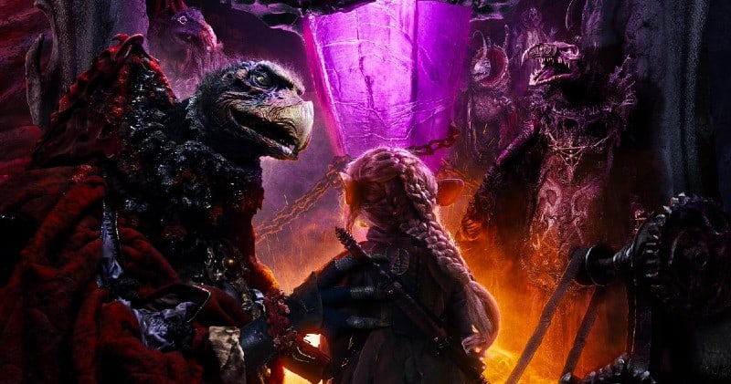 Recenzija: Dark Crystal Age Of Resistance (2019-)