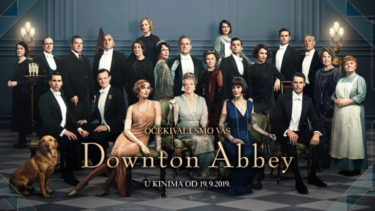 Nagradna igra – 2×2 ulaznice za Premijeru Filma Downton Abbey