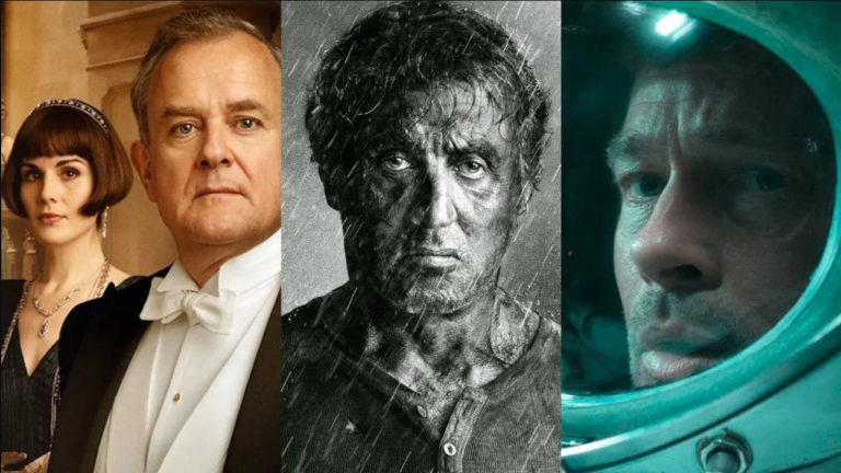 Downton Abbey pobijedio Ad Astru i Rambo: Last Blood na Kino Blagajnama