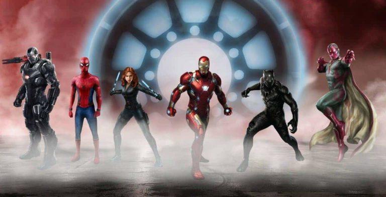 Tim Iron Man iz Captain America: Civil War ima još samo 2 člana u MCU