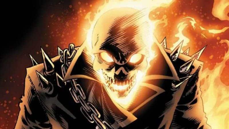 Marvel Studios navodno ima planove za Ghost Rider Film na Velikim Ekranima