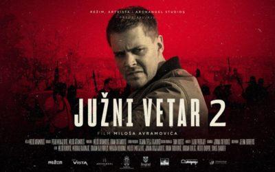 Južni Vetar 2 – Stigao je Trailer, Slike iz Filma, Datum Izlaska, a dolazi i TV Serija