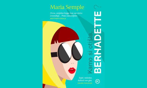 Recenzija knjige: Kamo si otišla Bernadette?