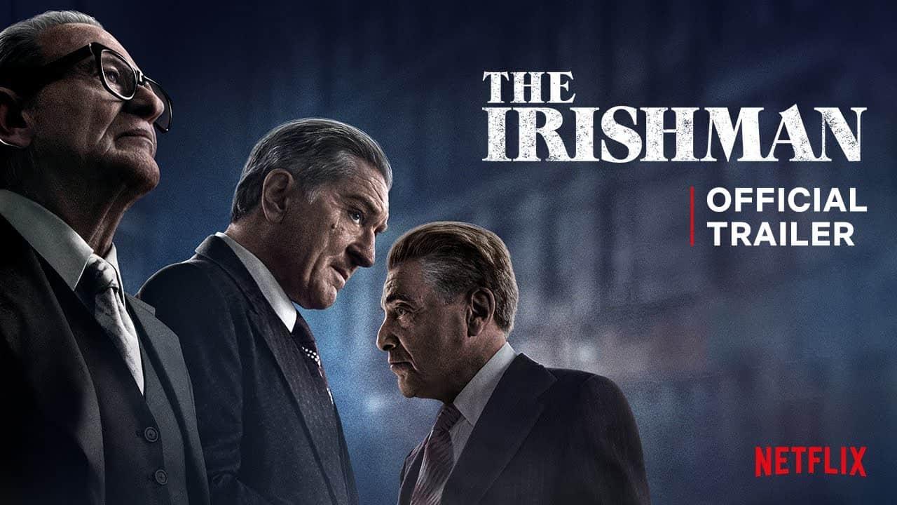 Netflix objavio Prvi Službeni Trailer za Martin Scorseseov The Irishman koji okuplja Epske Filmske Gangstere
