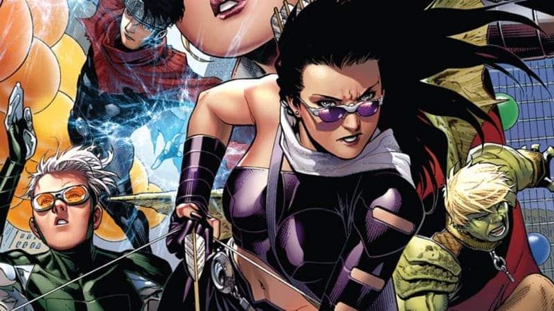Young Avengers Serija možda dolazi na Disney+