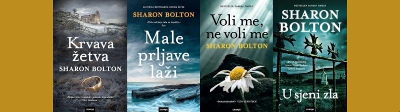 Znanje najavljuje: Autorica gotičkih krimića Sharon Bolton u posjetu Zagrebu