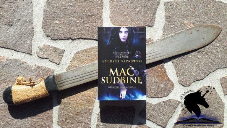 Recenzija knjige: Mač sudbine (Drugi dio sage o Vješcu)