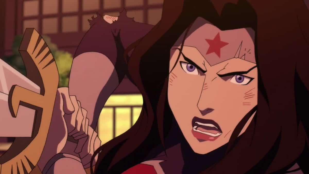 Recenzija: Wonder Woman: Bloodlines (2019)