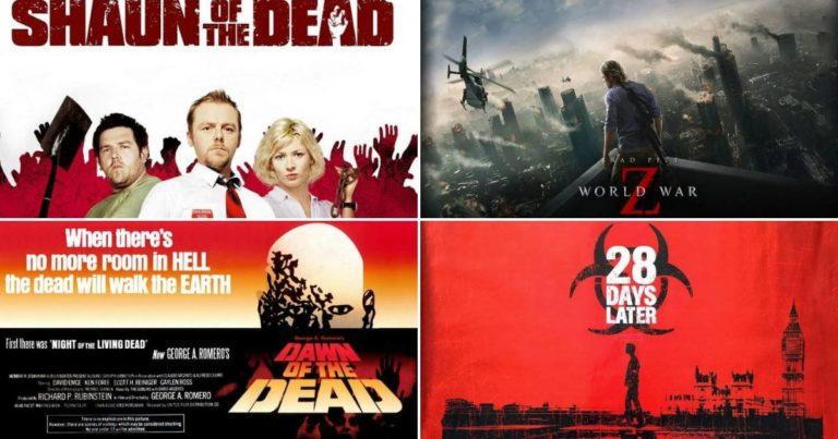 Najbolji Zombie filmovi svih vremena
