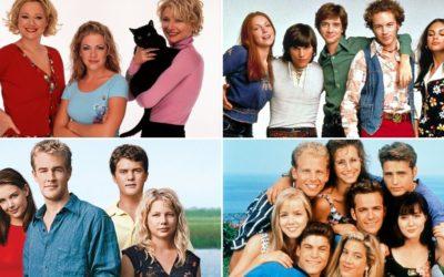 11 Najboljih Teen serija 90′