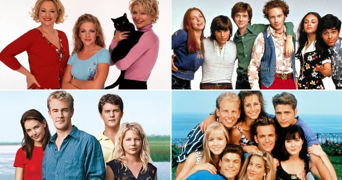 11 Najboljih Teen serija 90'