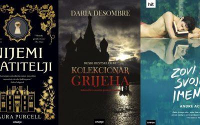 Nakladnik Znanje d.o.o. najavljuje vruće naslove za Interliber 2019.