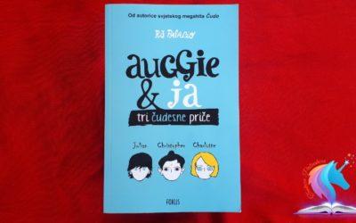 Recenzija knjige: Auggie & ja: tri čudesne priče