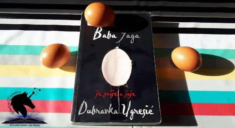Recenzija knjige: Baba Jaga je snijela jaje