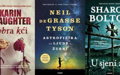 Nakladnik Znanje d.o.o. najavljuje još vrućih naslova za Interliber 2019.