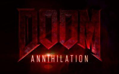 Recenzija: Doom: Annihilation (2019)