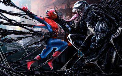Je li nas Tom Hardy upravo zadirkivao susretom njegovog Venoma i Spider-Mana?