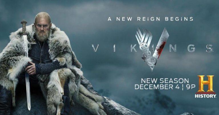 Stigao je Trailer za Šestu i Posljednju Sezonu Serije 'Vikings' i Datum Izlaska
