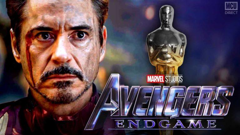Avengers Endgame službeno krenuo u utrku za Oscare
