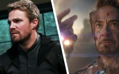 Stephen Amell usporedio crossover 'Crisis on Infinite Earths' sa 'Avengers Endgame'