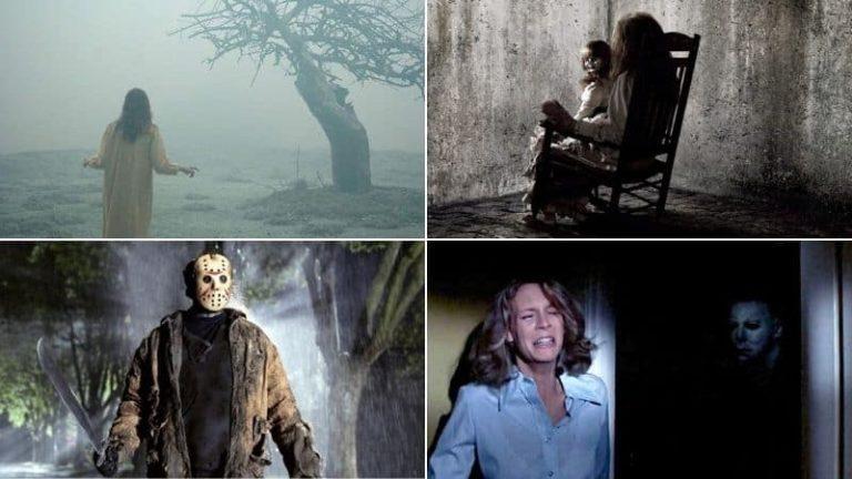 11 Najboljih 'jump scare' scena u Horor filmovima [video scene]