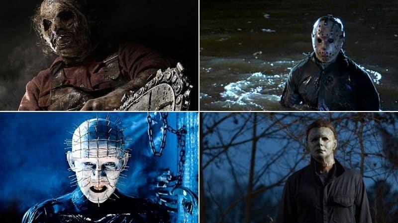 15 Najstrašnijih likova Horor filmova
