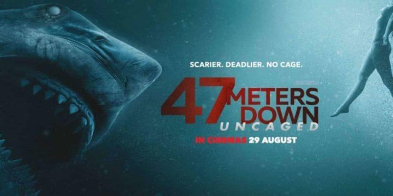 Recenzija: 47 Meters Down: Uncaged (2019)