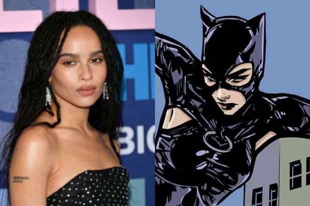 Zoe Kravitz će glumiti Catwoman u 'The Batman'