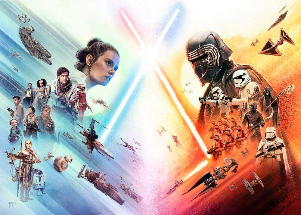 Nove Star Wars: The Rise of Skywalker Slike prikazuju A Knight Of Ren, Poea, Finna, Rose i druge