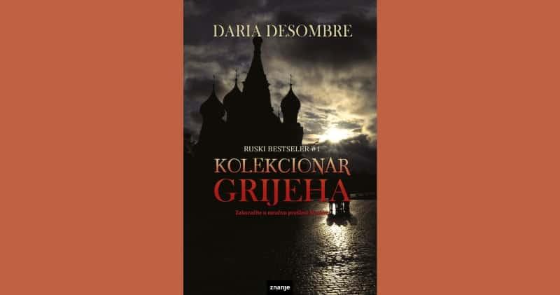 Kolekcionar grijeha - Daria Desombre