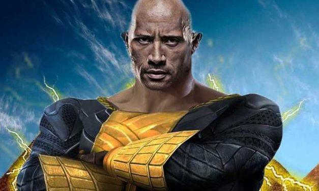 The Rock najavio početak produkcije Black Adam filma