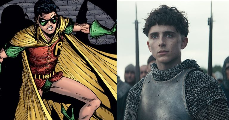 Timothee Chalamet se čini zainteresiran za ulogu Robina u Robert Pattinsonovom 'The Batman' Filmu [Video]