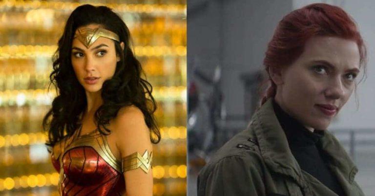 Wonder Woman zvijezda Gal Gadot zamjenjuje Scarlett Johansson kao Black Widow u novoj odličnoj fanovskoj slici