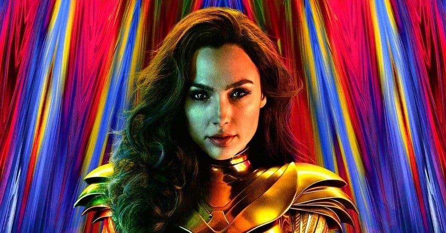 Gal Gadot u Zlatnom Orlovom Oklopu dobila Krila u Novom Fanovskom Posteru za 'Wonder Woman 1984'