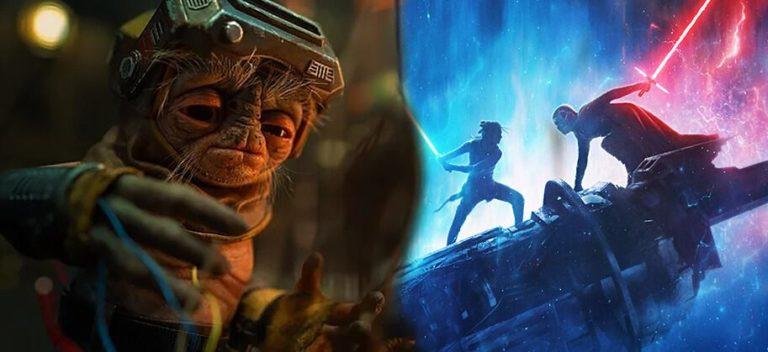 Disney Otkrio Prvi Pogled na Novog Star Wars: The Rise of Skywalker Izvanzemaljskog Lika