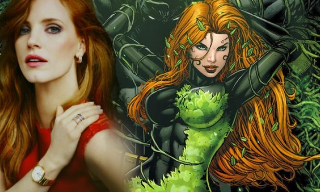 Jessica Chastain postaje Poison Ivy za Robert Pattinsonov 'The Batman' film u novoj odličnoj fanovskoj slici
