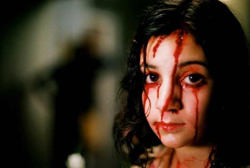 Let the Right One In) (2008)