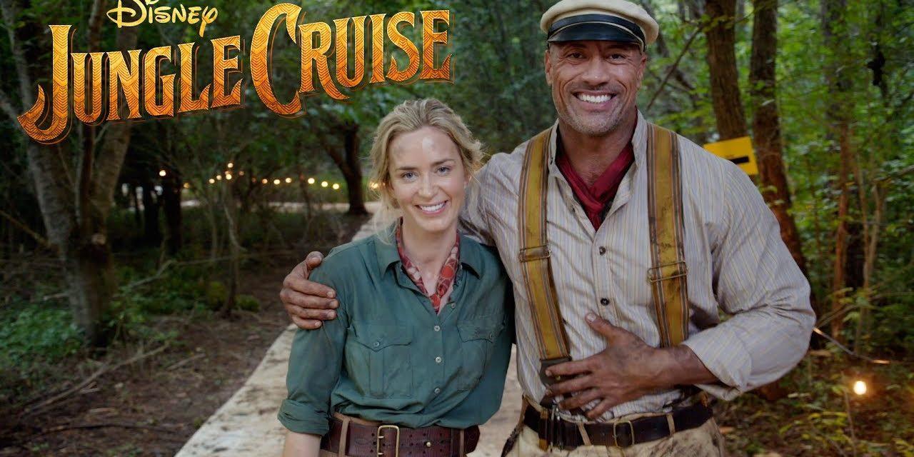 Trailer: Jungle Cruise (2020)
