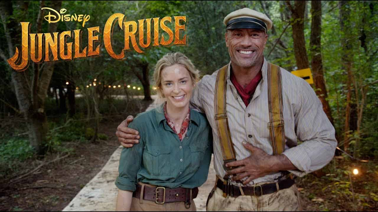 Trailer: Jungle Cruise (2020)
