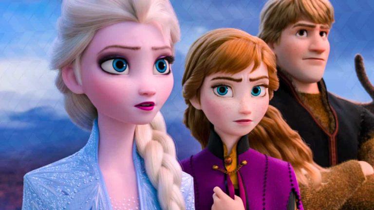 Disney predstavio postere likova za 'Frozen 2'