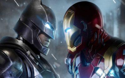 Batman vs. Iron Man: Tko je Najbogatiji Superheroj?