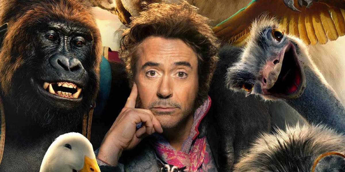 Trailer: Dolittle (2020)