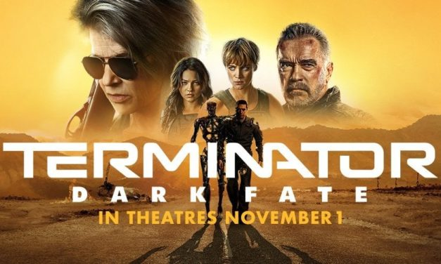 Recenzija: Terminator: Dark Fate (Terminator: Mračna Sudbina, 2019)