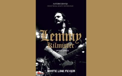 Rockmark najavljuje: Lemmy Kilmister – Autobiografija frontmana grupe Motorhead uskoro u prodaji!