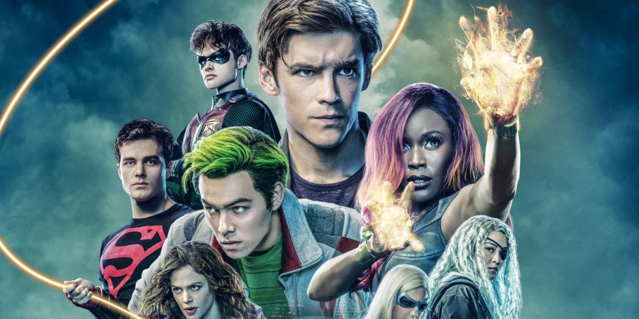 DC Universe obnovio seriju 'Titans' za treću sezonu