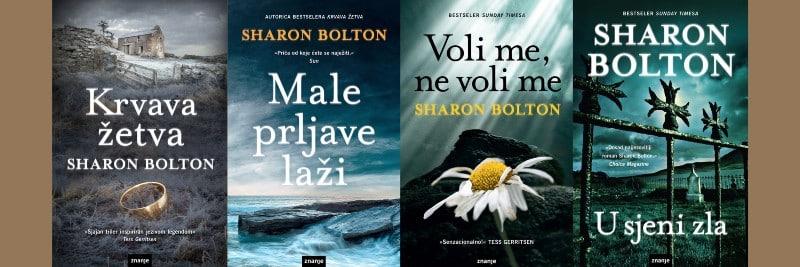 Hvaljena autorica gotičkih trilera Sharon Bolton predstavila novu knjigu: U sjeni zla