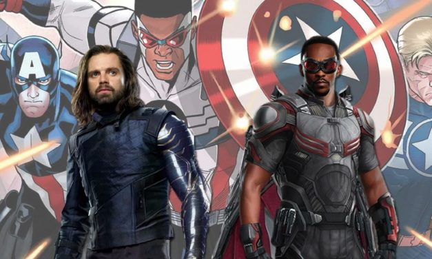 Marvelova 'Falcon and the Winter Soldier' serija će navodno uvesti novog lika u MCU