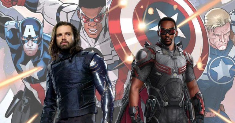 Marvelova 'Falcon and the Winter Soldier' serija će navodno uvesti novog lika u MCU